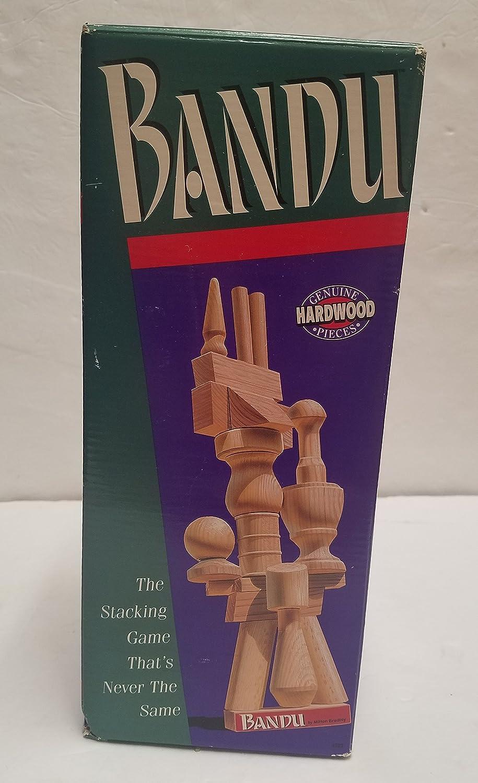 Bandu the Stacking Game Thats Never the Same by Bandu: Amazon.es: Juguetes y juegos