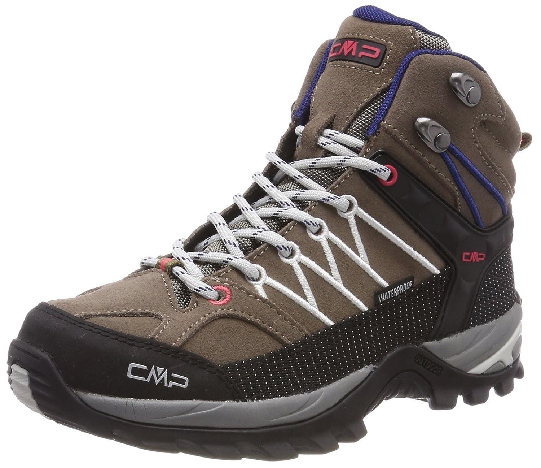 Beige (Tortora-ice) 39 EU CMP Campagnolo Rigel, High Rise Chaussures de randonnée Femme