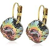 Sorrelli Single Crystal Drop Earrings