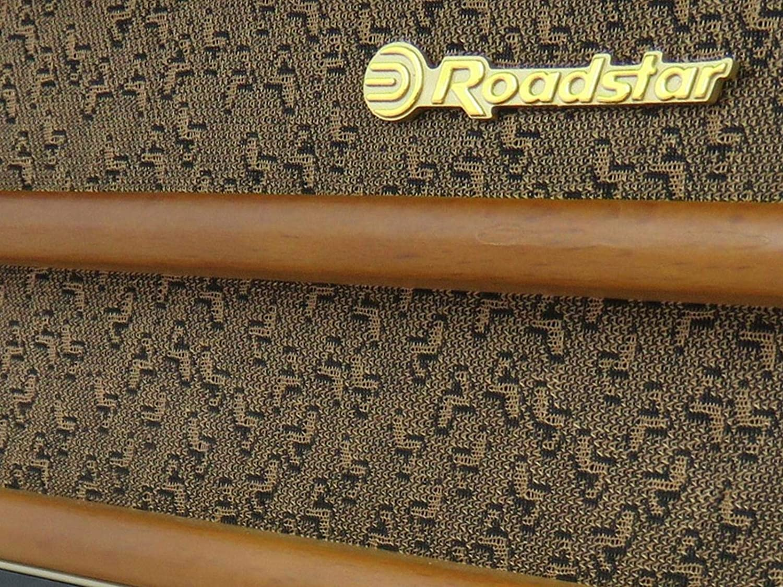 Roadstar HIF-1893 Reproductor de Vinilos 33-45-78 RPM ...