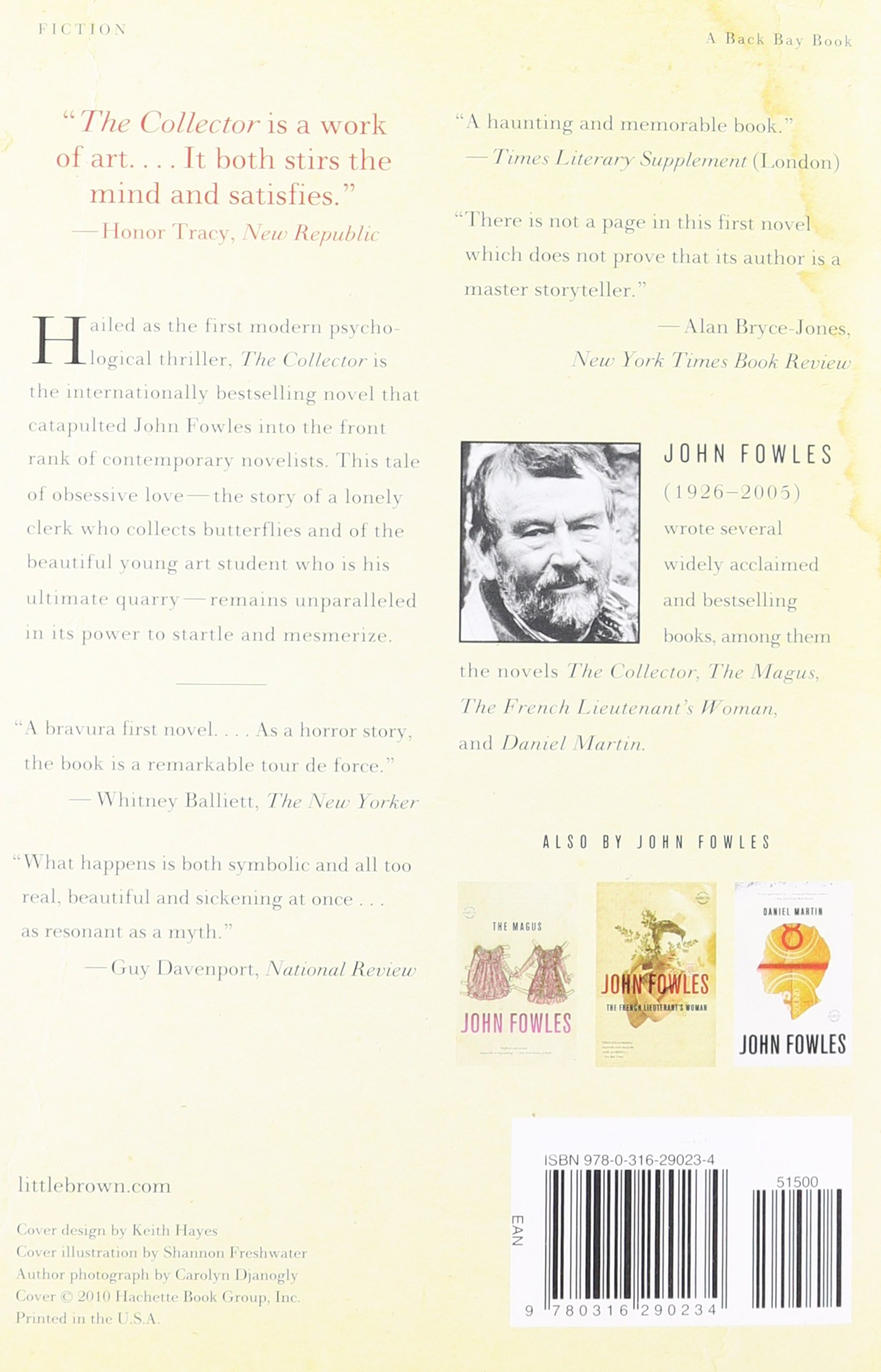 John Fowles The Collector Epub