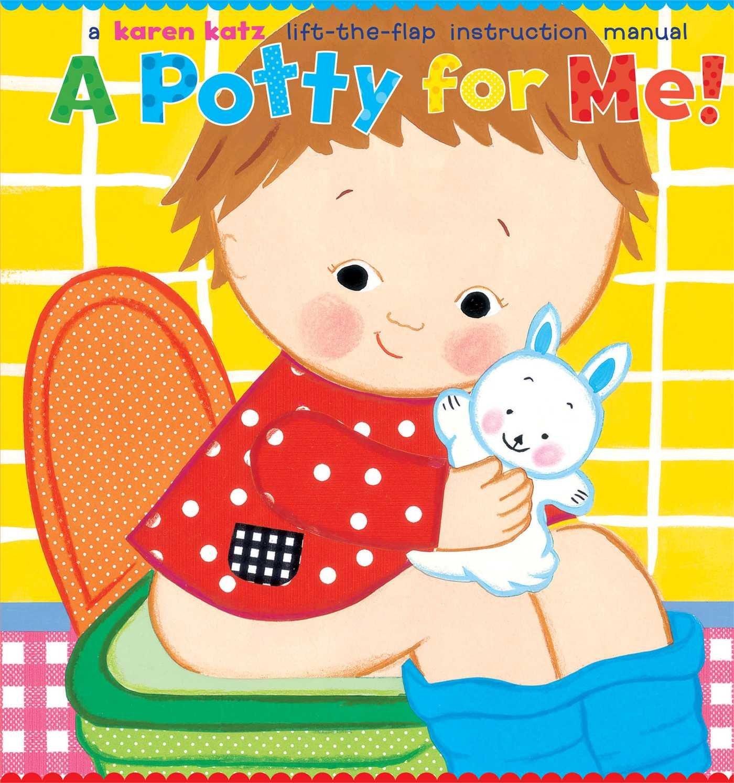 Potty Me Karen Katz product image