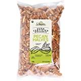 La Nogalera Organic Pecans - Fresh Crop of USDA and CCOF Certified Organic Pecan Halves in 2 pound hefty bag. Pecan nut halve