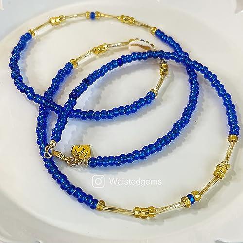 Intergalactic Girl waist beads