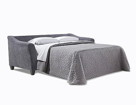 Amazon Simmons Upholstery 6485 04Q Albany Sleeper Sofa Queen