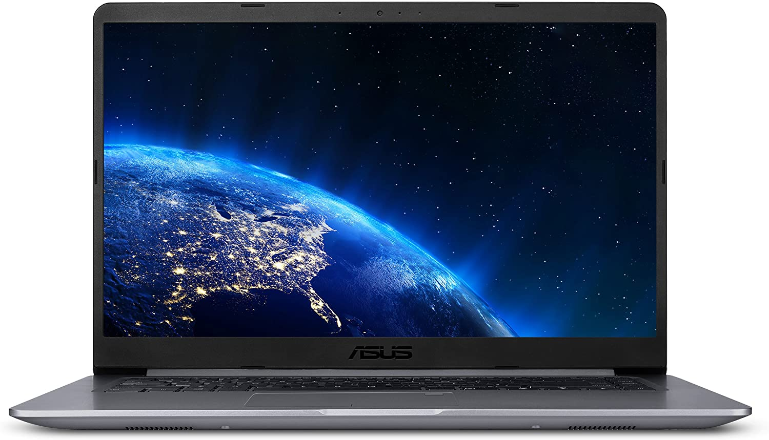 "ASUS VivoBook F510UA Thin and Lightweight 15.6"" FHD WideView NanoEdge Laptop, Intel Core i5-7200U 2.5GHz, 8GB DDR4 RAM, 1TB HDD, USB Type-C, Fingerprint Reader, Windows 10 – F510UA-AH50"