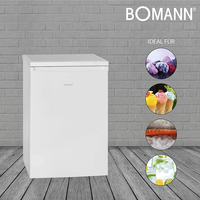 Bomann GS 2186 blanco