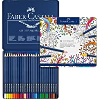 Faber-Castell Art Grip Aquarell Boya Kalemi, 24 Renk