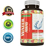 Natural Water Pills Diuretic for Water Retention - Promotes Weight Loss for Women And Men - Water Detox Supplement To Reduce Bloating With Vitamin B6, Potassium, and Dandelion Root