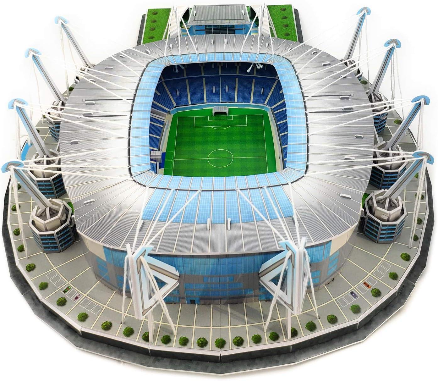 TriPro 3D Jigsaw Puzzle Emirates Stadium DIY Model Set Arsenal