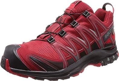Salomon XA Pro 3D, Calzado de Trail Running, Impermeable para Hombre