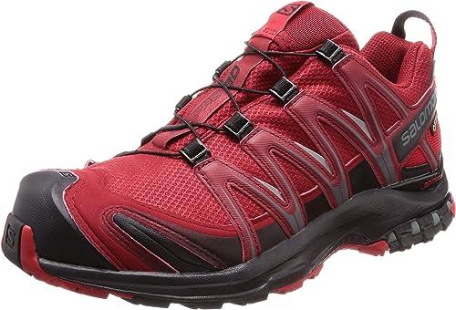 Salomon XA Pro 3D, Calzado de Trail Running, Impermeable para Hombre: Amazon.es: Zapatos y complementos