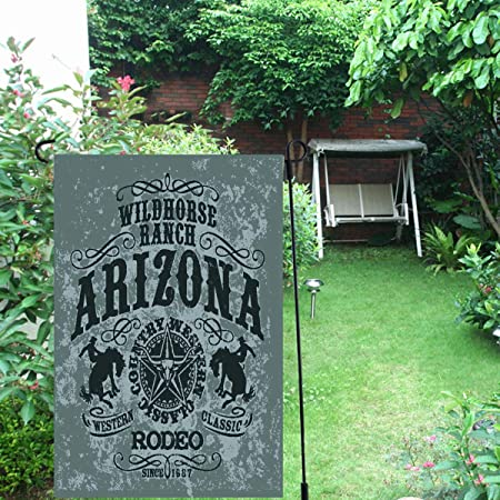 Amazon.com: Ahawoso Outdoor Garden Flags 12