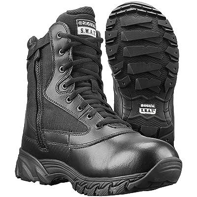 "Original S.W.A.T. Men's Chase 9"" Waterproof Side-Zip-M: Shoes"