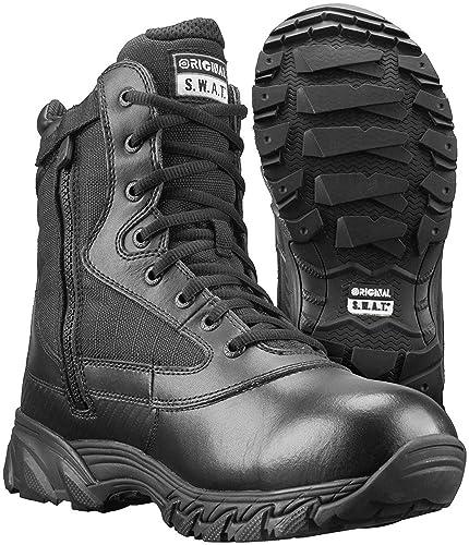 Original S.W.A.T. Men's Chase Low Shoes & Work Bandana Bundle