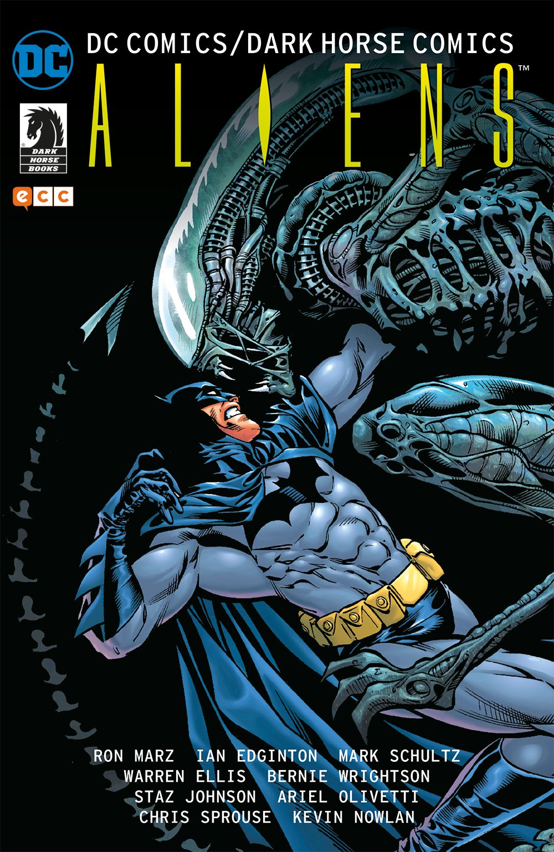 DC Comics/Dark Horse Comics: Aliens: Amazon.es: Ellis, Warren ...