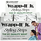 Graham Professional Beauty Wrapp-It Jr Styling Strips