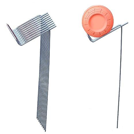 Amazoncom Steelbird Clay Pigeon Target Holders 10 Pack