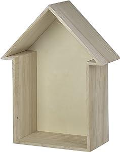 A&B Home HP42613 Wooden Abode Accent