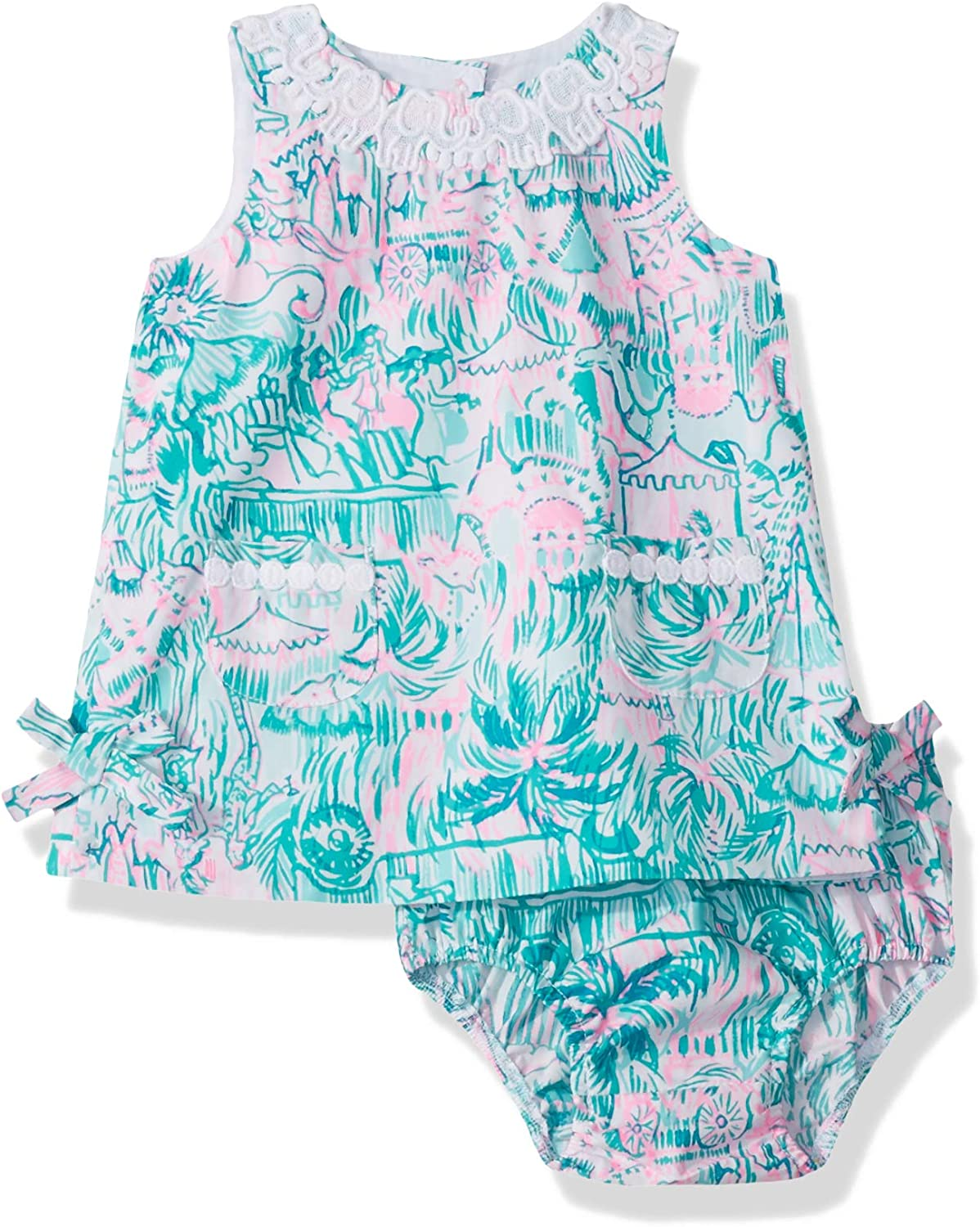 Lilly Pulitzer Baby Girls Lilly Shift Dress