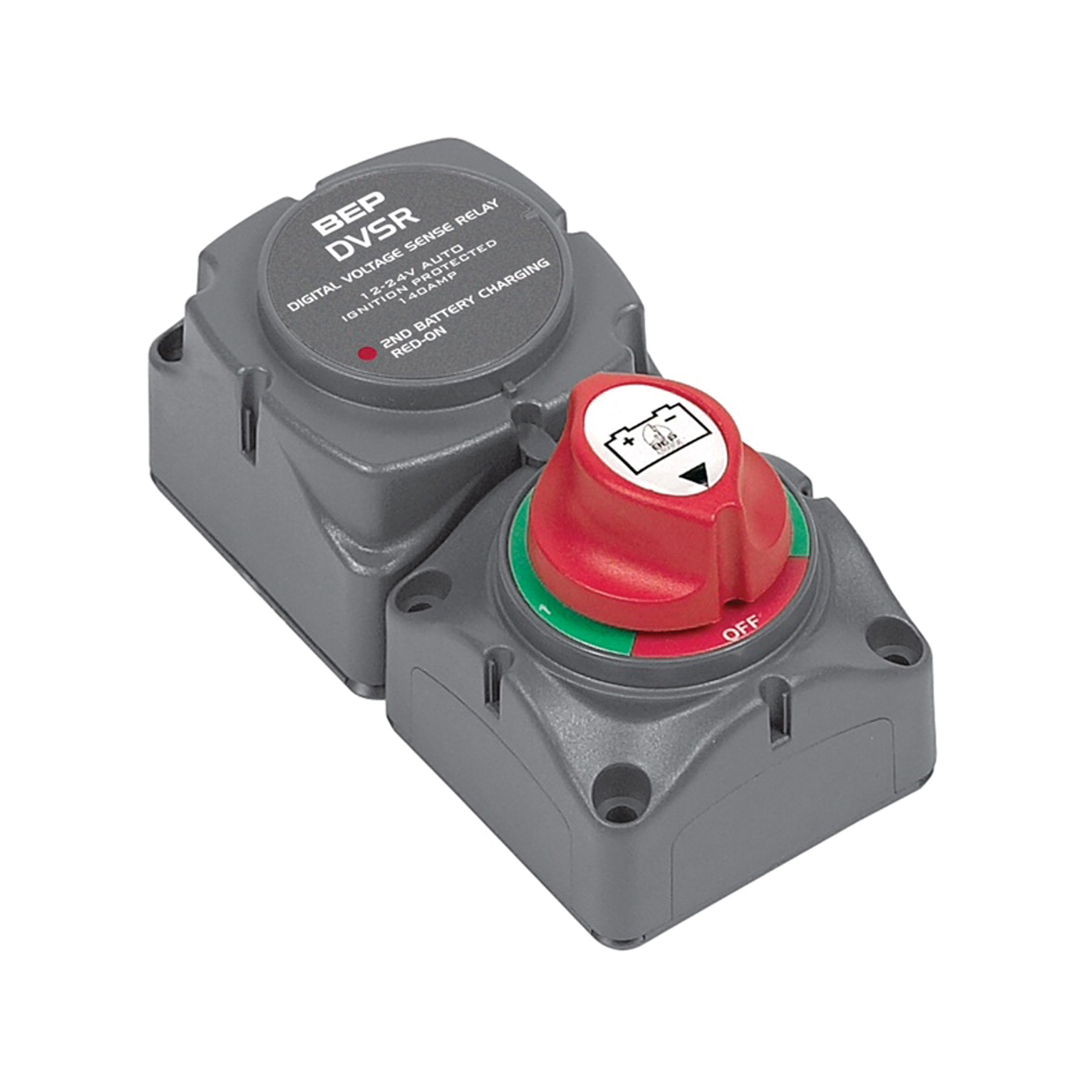 BEP Ancor (714-140A-DVSR) Battery Selector Switch by BEP