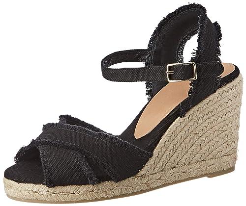 Castañer Bromelia/8/Ss19001, Alpargatas para Mujer: Amazon.es: Zapatos y complementos
