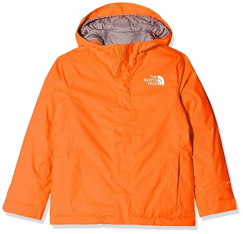 The North Face Snow Quest AJWNI981 Jacken Jungen Orange