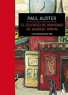 El cuento de Navidad de Auggie Wren (Spanish Edition)