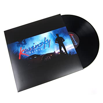 Kavinsky: OutRun Vinyl LP