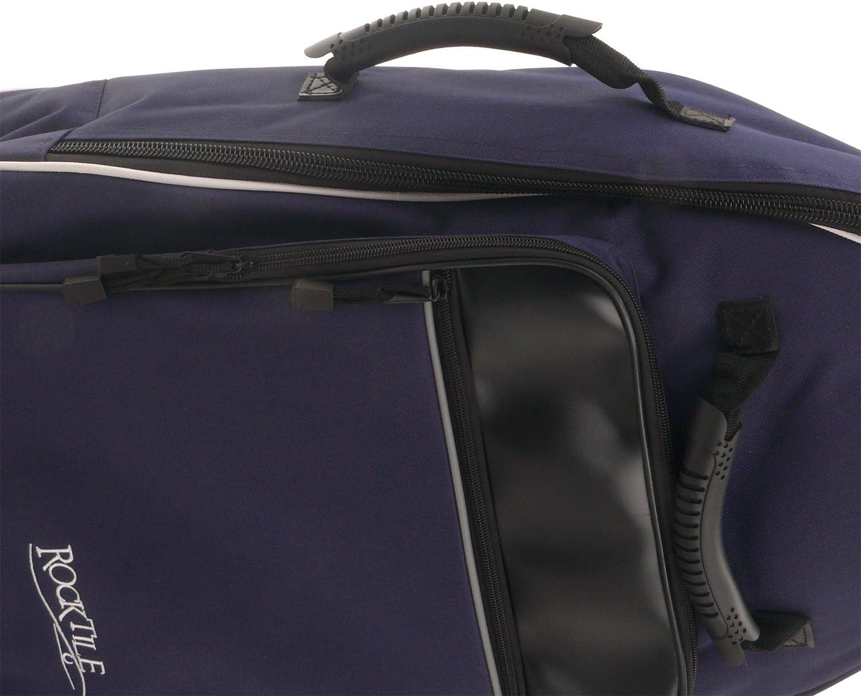 Backpack Straps Black Rocktile Classical Guitar Gig Bag Padded