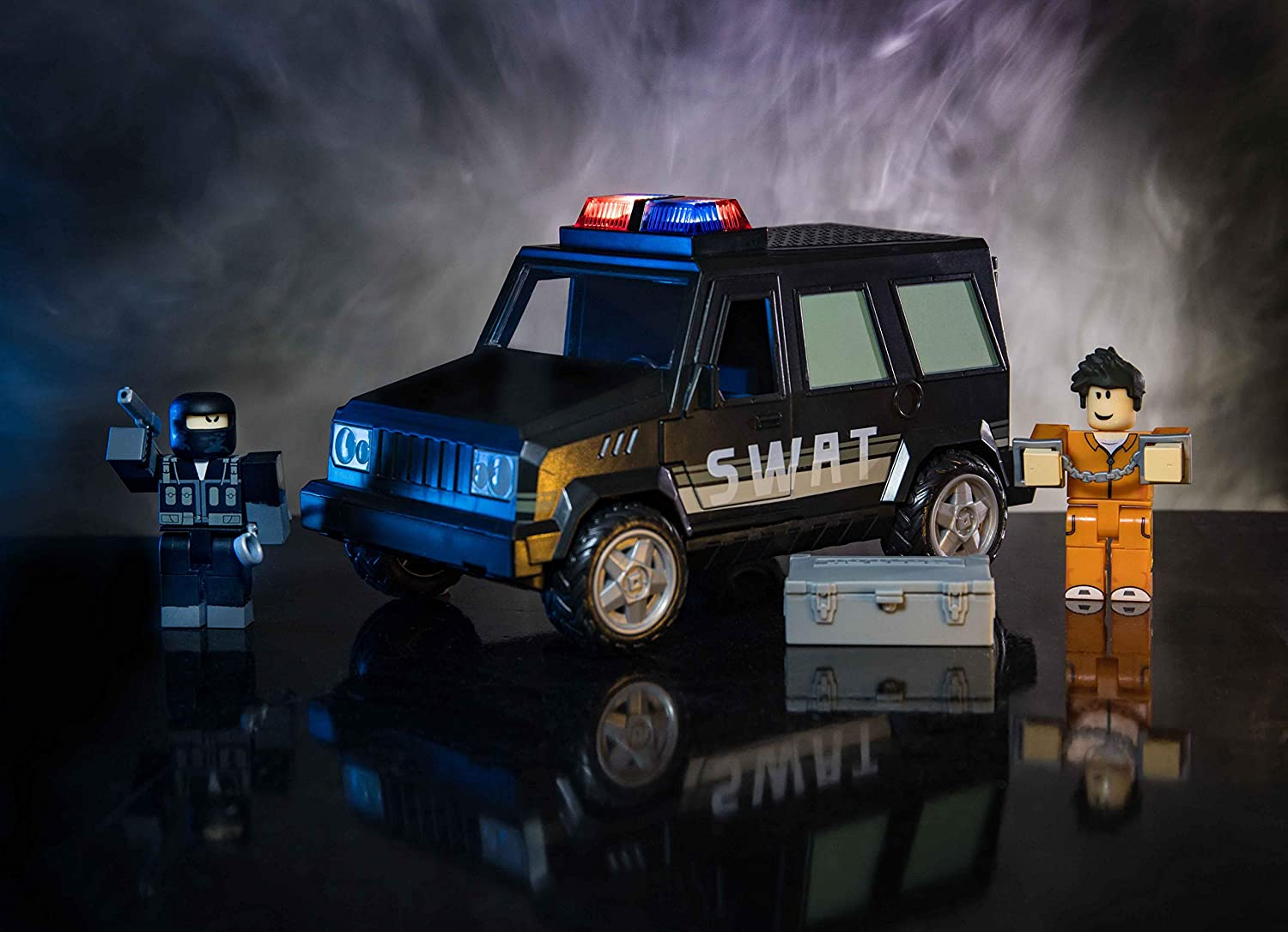 Roblox Jailbreak: SWAT Unit Vehicle