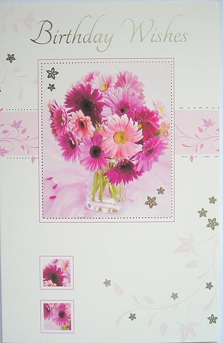 Birthday Wishes Card Female Christian Catholic Amazoncouk Kitchen Home