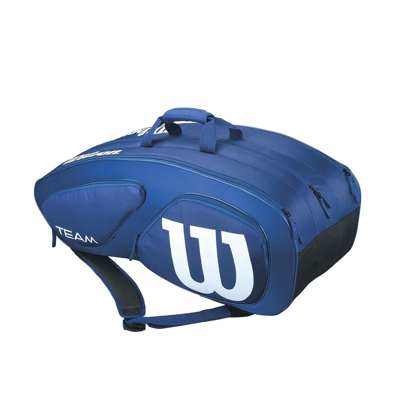 【送料無料】 Wilson Team Team Navyコレクション Team Wilson li (12本用) (12本用) B01AUTQEYQ, 現代の名工手彫り印鑑店澤村萬壽堂:a8470556 --- svecha37.ru