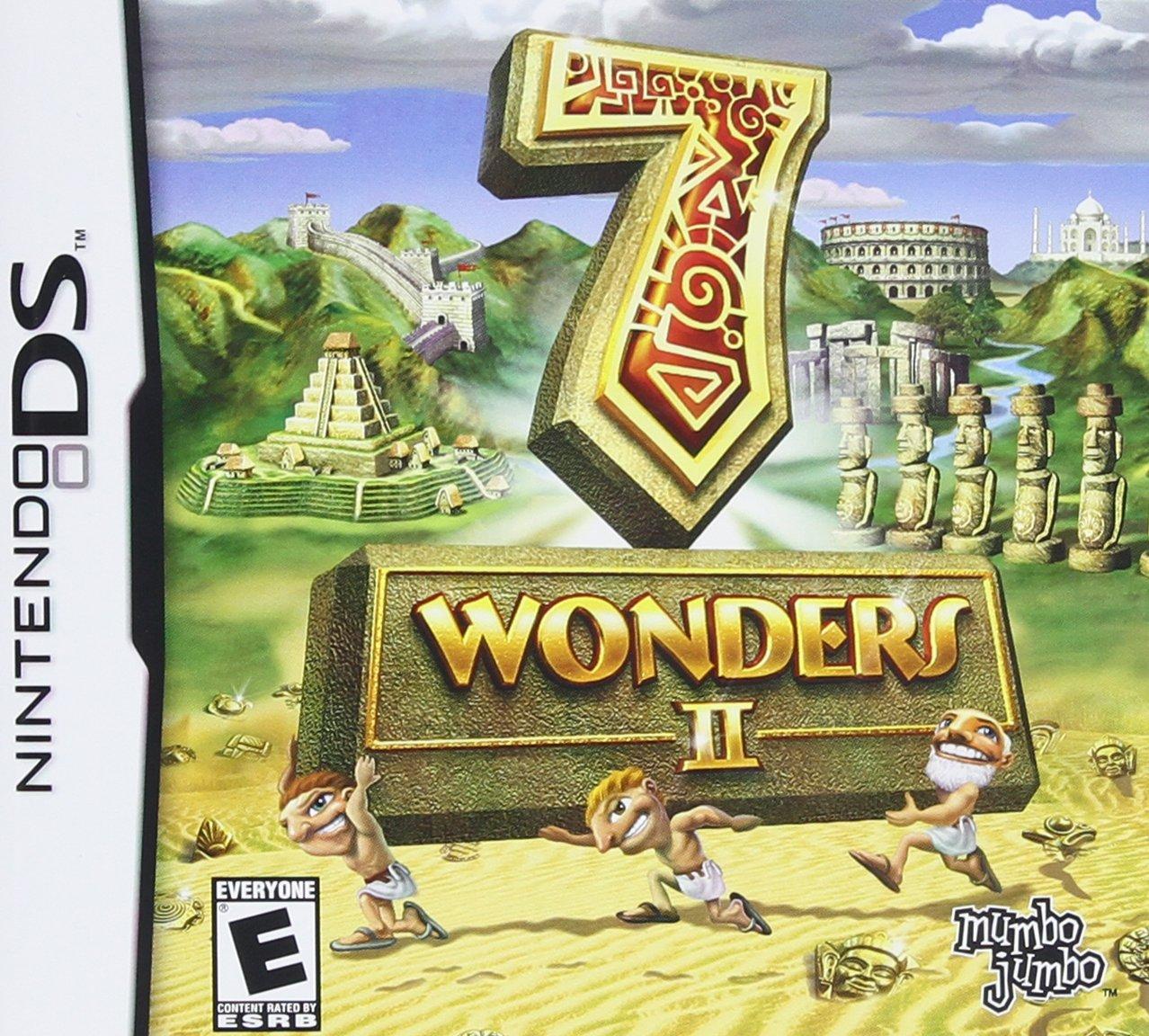 7 Wonders 2 - Nintendo DS (B001OHWQAA) Amazon Price History, Amazon Price Tracker