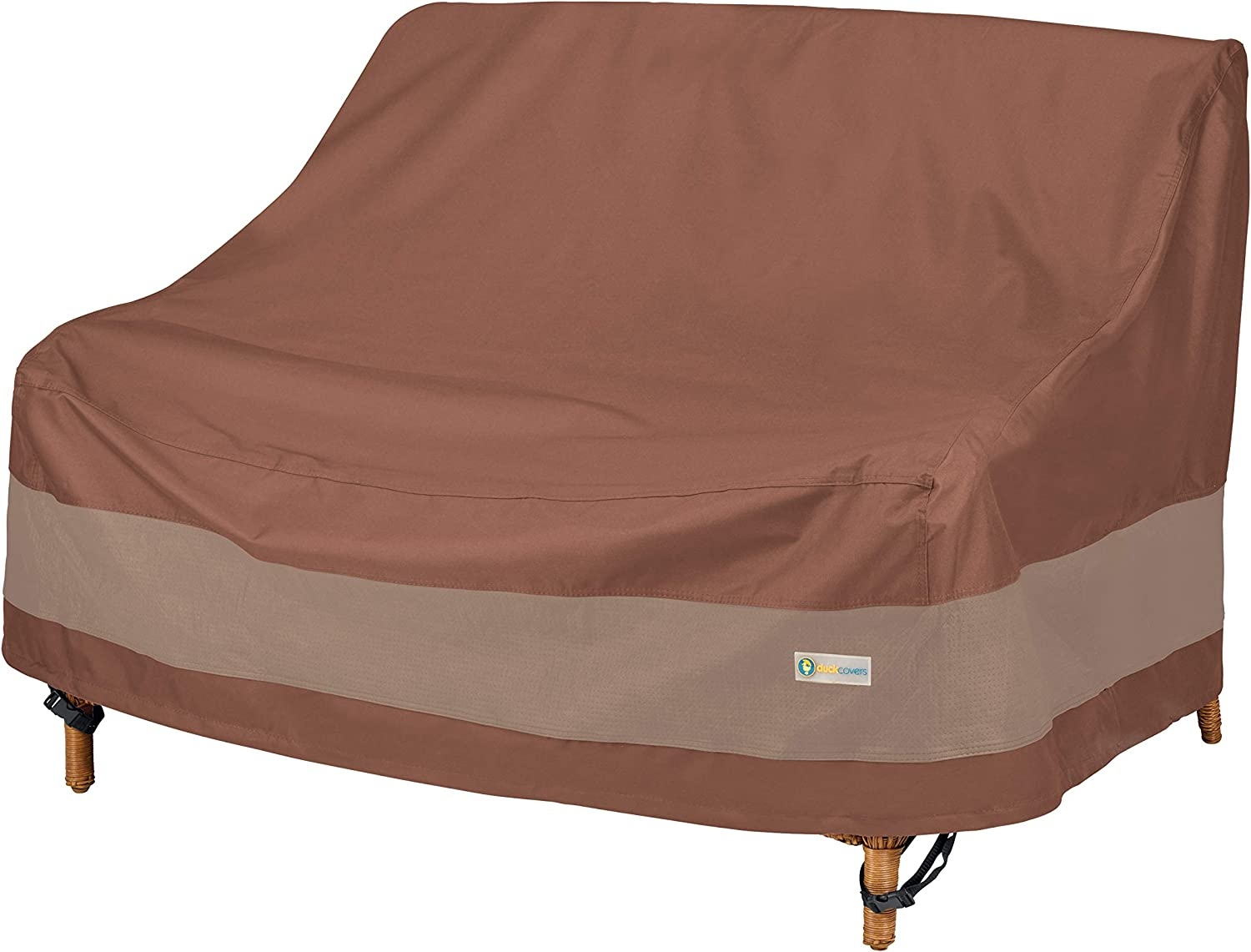 "Duck Covers Ultimate Deep Loveseat Cover 58"" Wide"