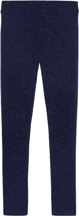 CALZEDONIA - Leggings con purpurina para mujer Azul – 261c ...