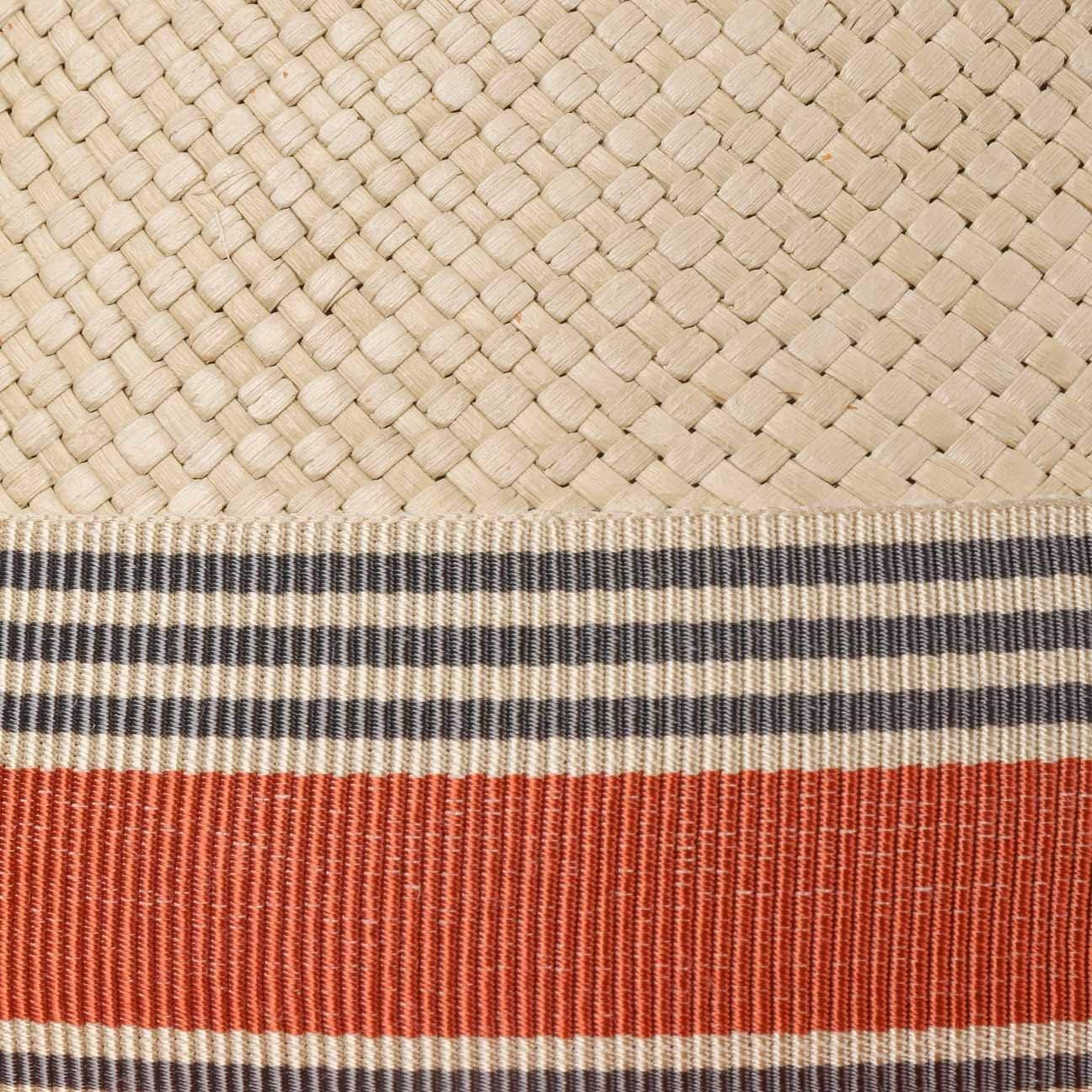 Stetson Twotone Player Panamahut Strohhut Strandhut Panamastrohhut Sonnenhut Damen//Herren Made in Ecuador mit Ripsband Fr/ühling-Sommer