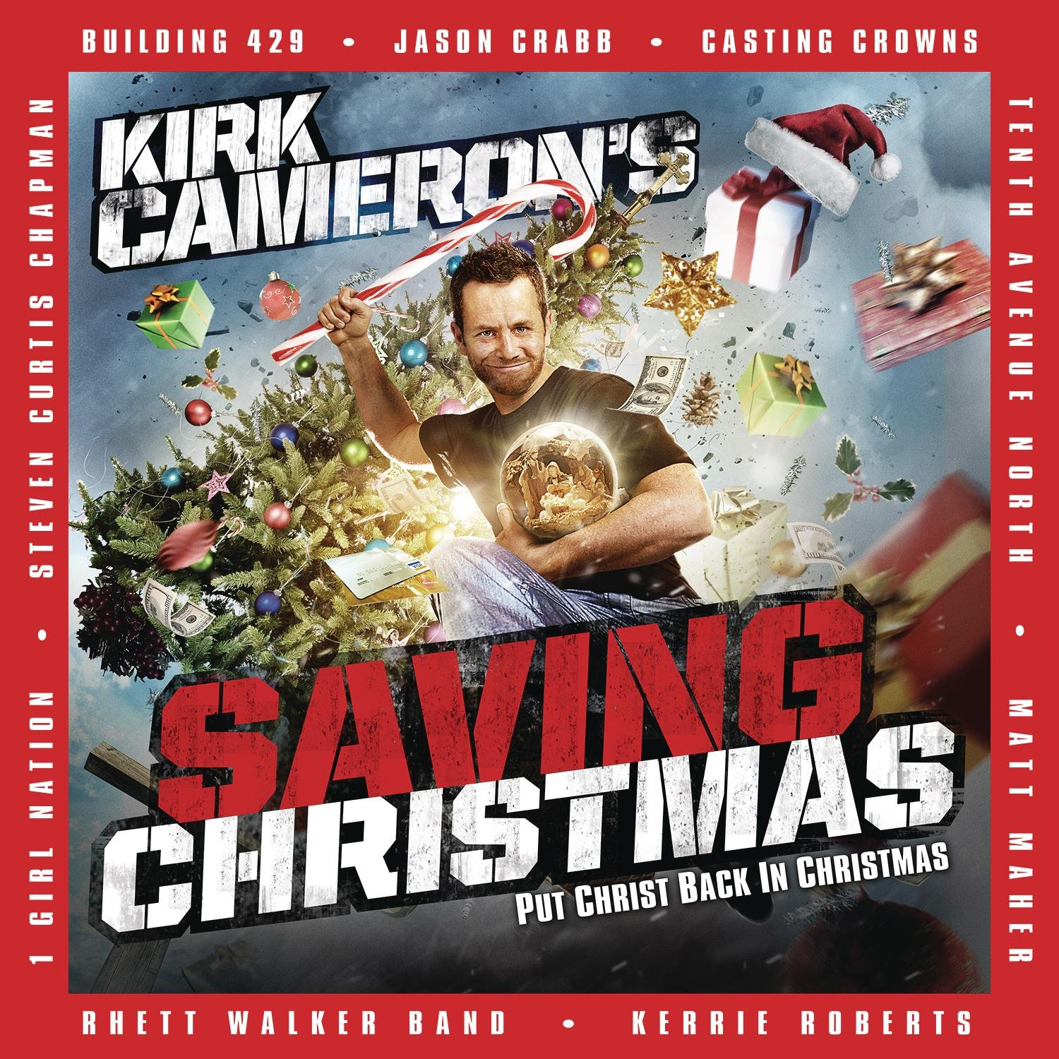 Various - Saving Christmas Soundtrack - Amazon.com Music