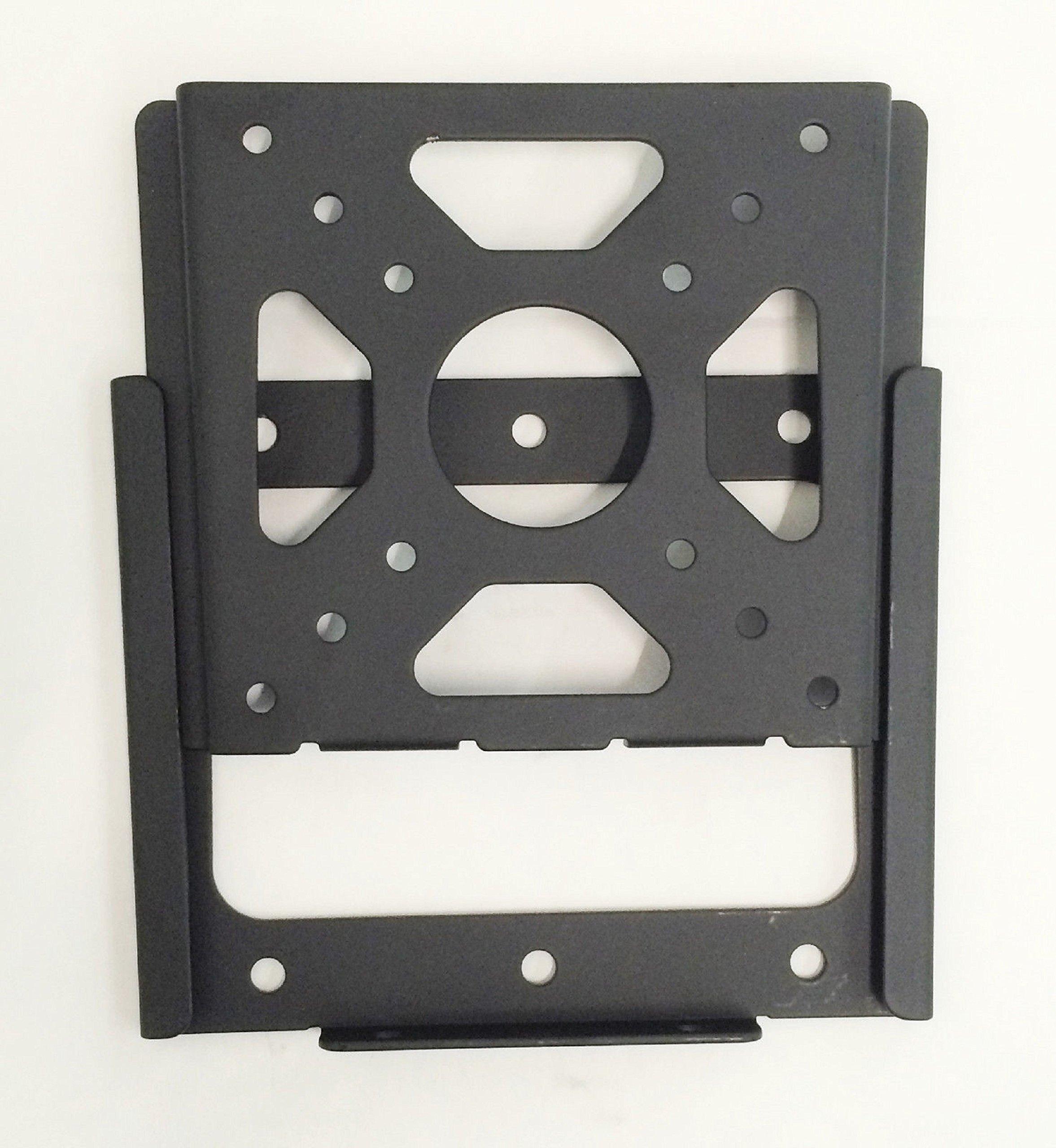Wennow Flat TV/Monitor Small to Med (10-24'' Screen) Fixed Wall Mount VESA Bracket