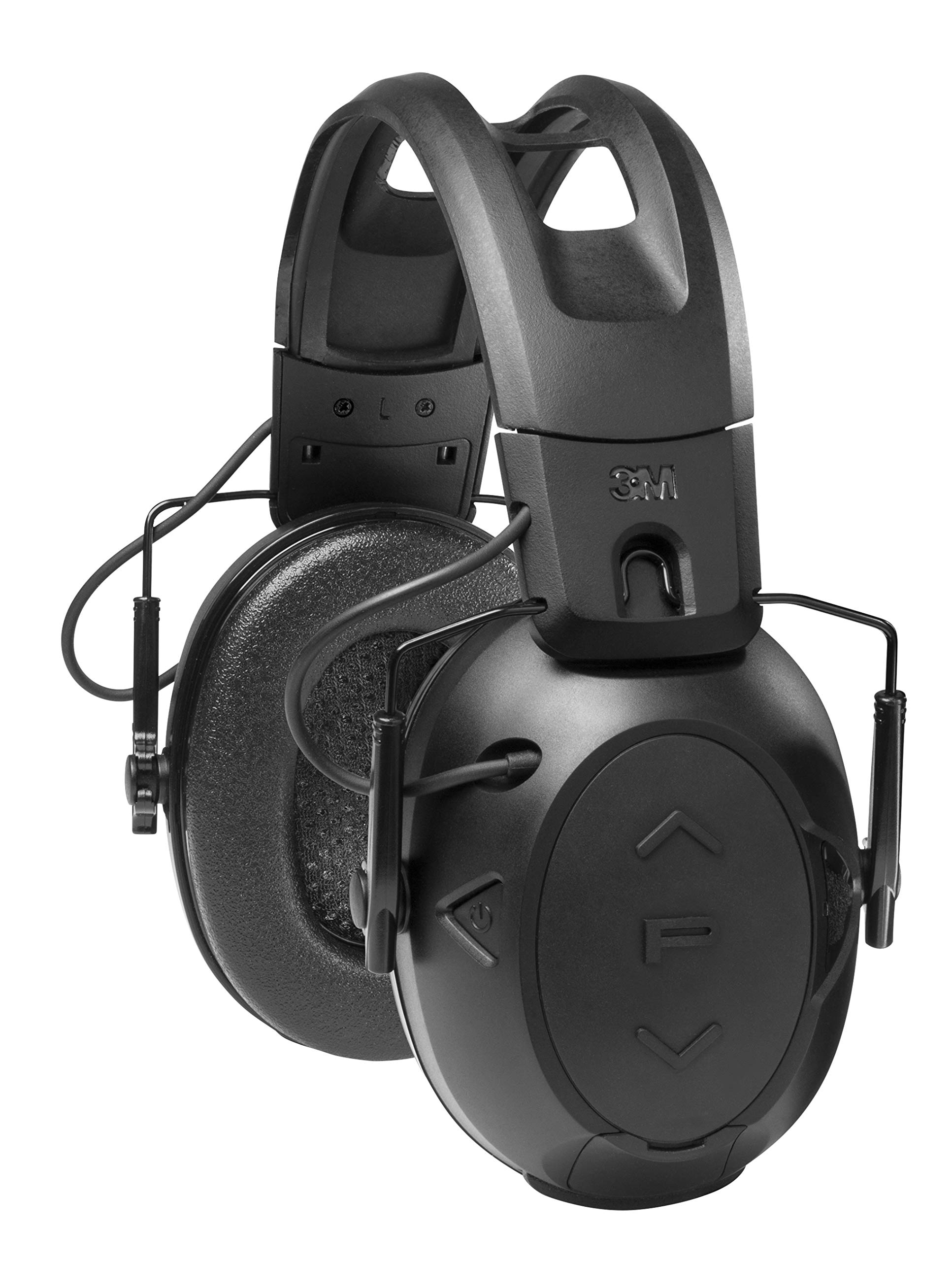 Peltor Sport Tactical 300 Electronic Hearing Protector, Ear Protection, NRR 24 dB, Ideal for Shooting and Hunting by Peltor