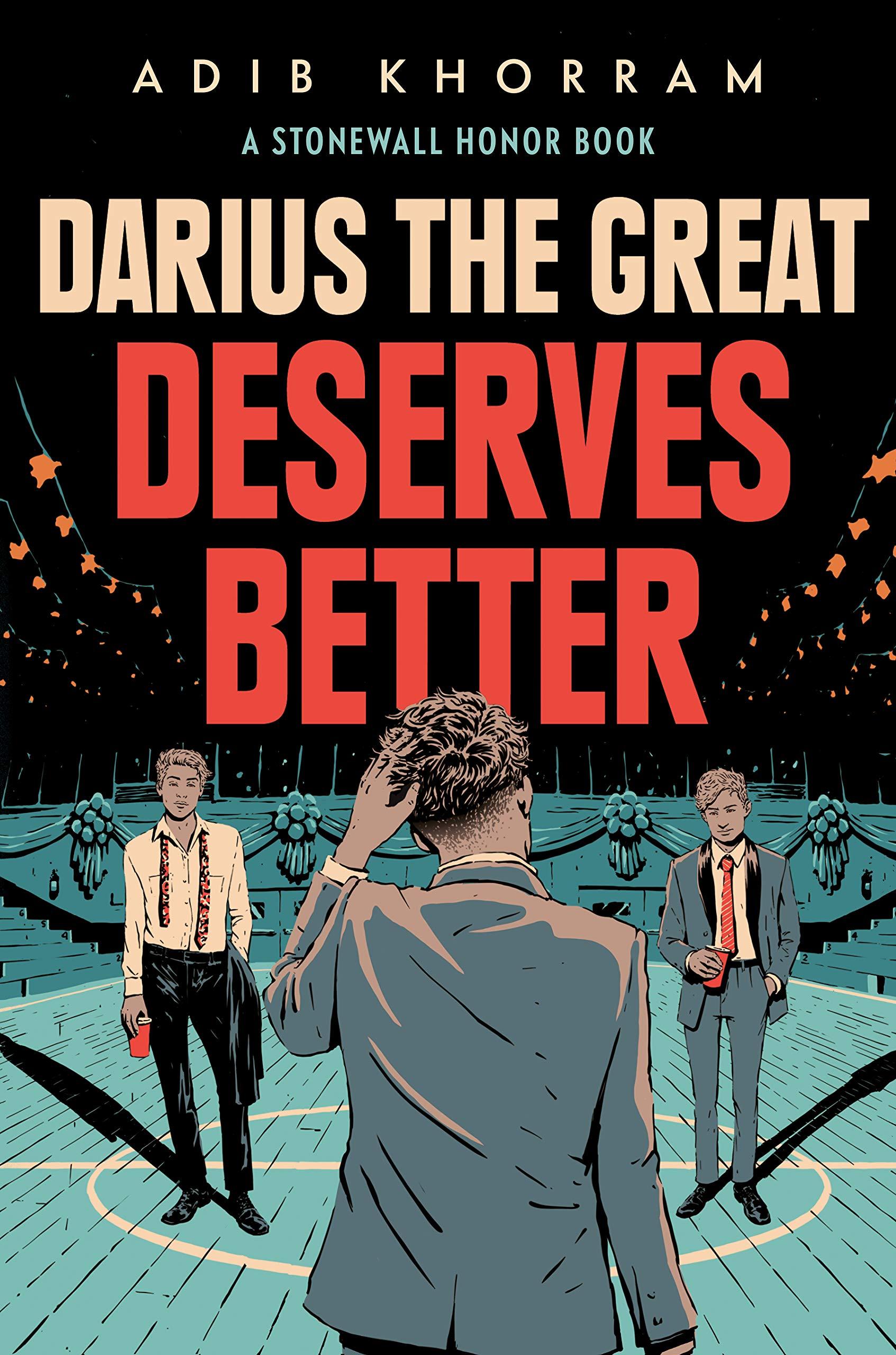 Read Darius The Great Is Not Okay Darius The Great 1 By Adib Khorram