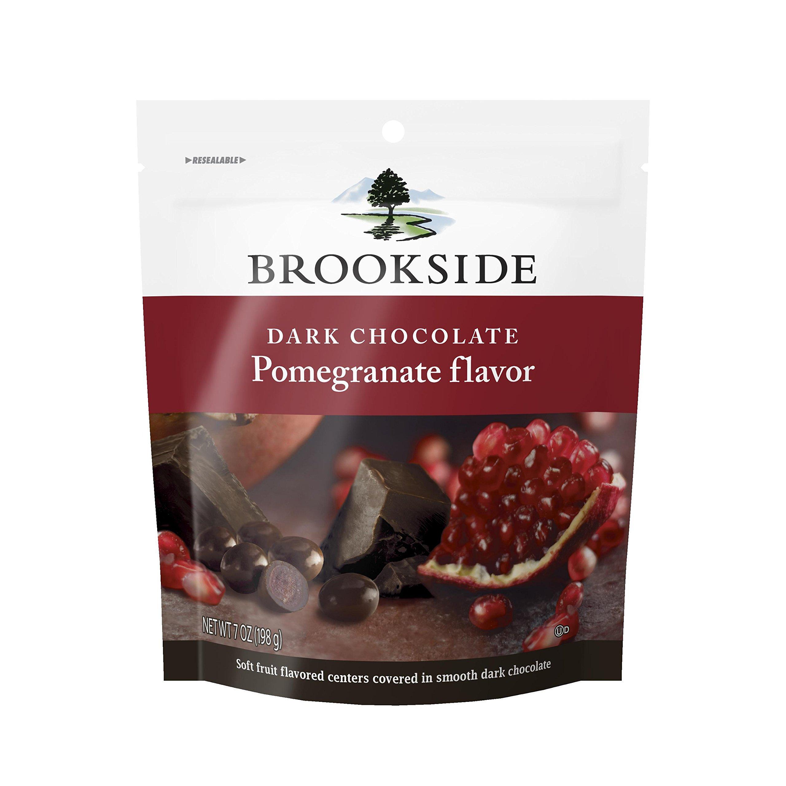 BROOKSIDE Dark Chocolate Pomegranate Flavor, 7 Ounce