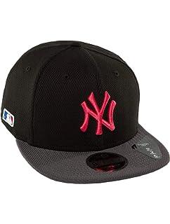 c9f64b56a0f New Era Men Caps Snapback Cap Spring Plaid NY Yankees 9Fifty Brown ...