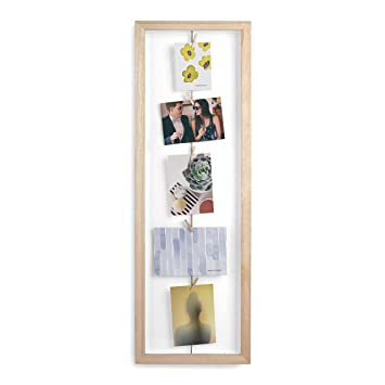 Amazoncom Umbra Clothesline Flip Photo Display Umbra Photo