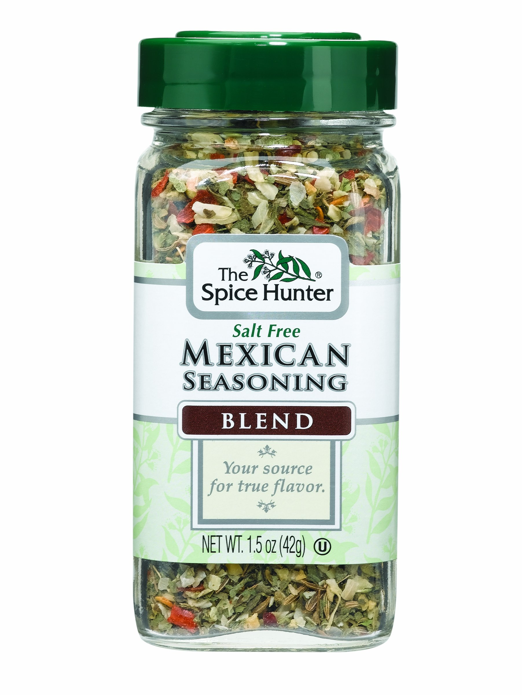 The Spice Hunter Mexican Seasoning Blend, 1.5-Ounce Jars (Pack of 6)