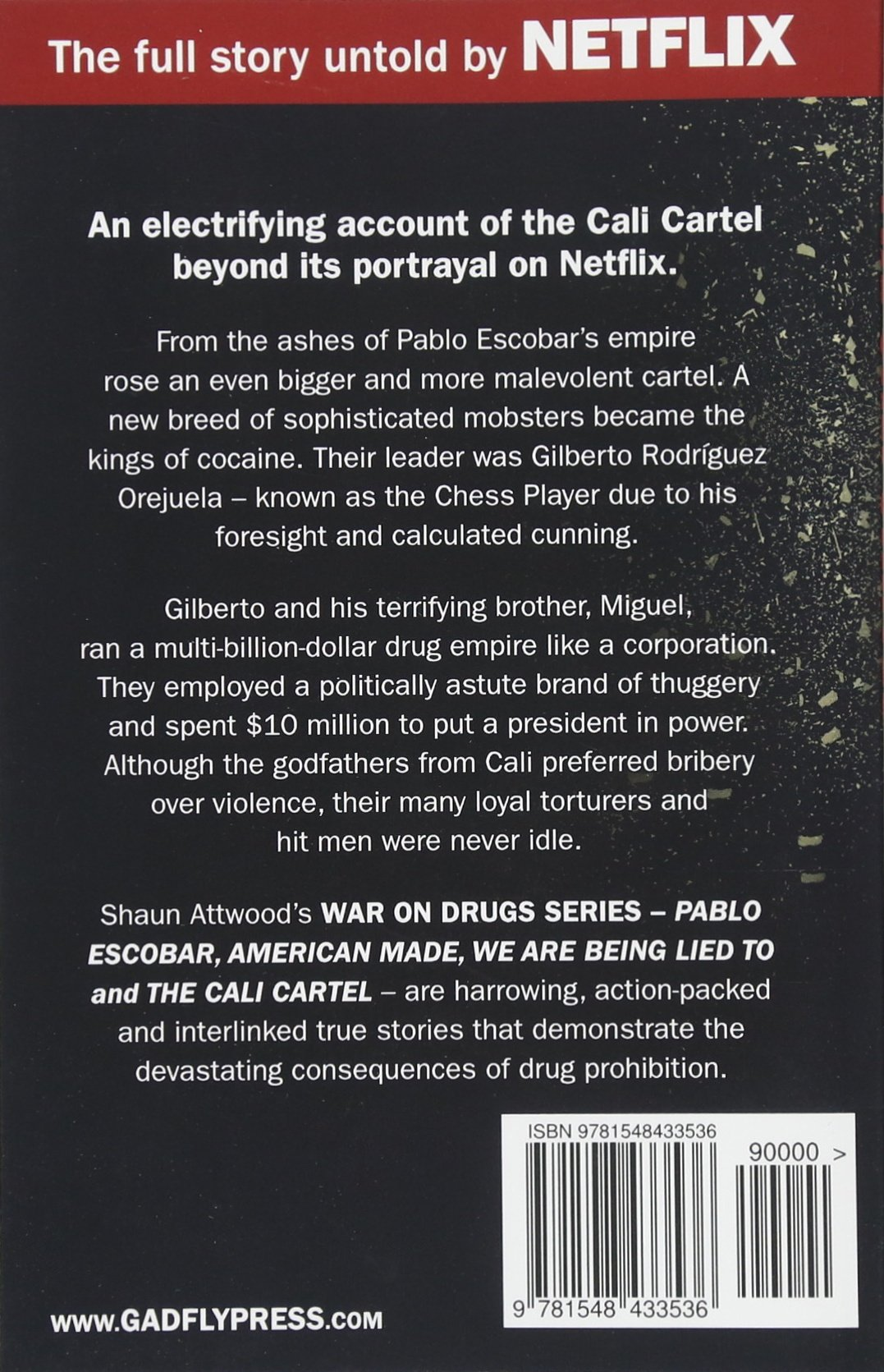 The Cali Cartel: Beyond Narcos (War On Drugs): Amazon.es ...