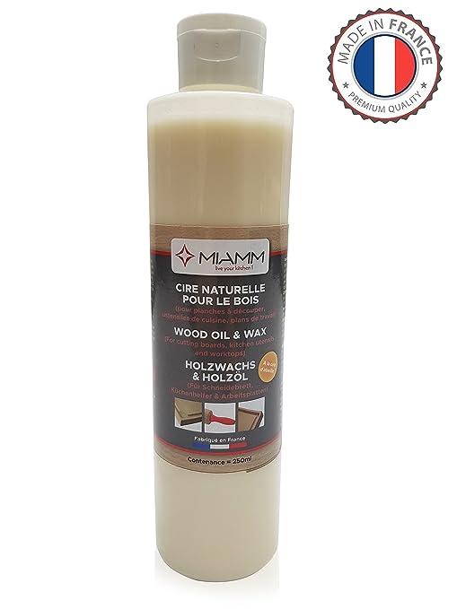 Olio Per Il Legno Cera Liquida Per Taglieri Utensili Da Cucina Piani Di Lavoro Mobili In Legno Manutenzione Rivitalizzante Naturale Per Il