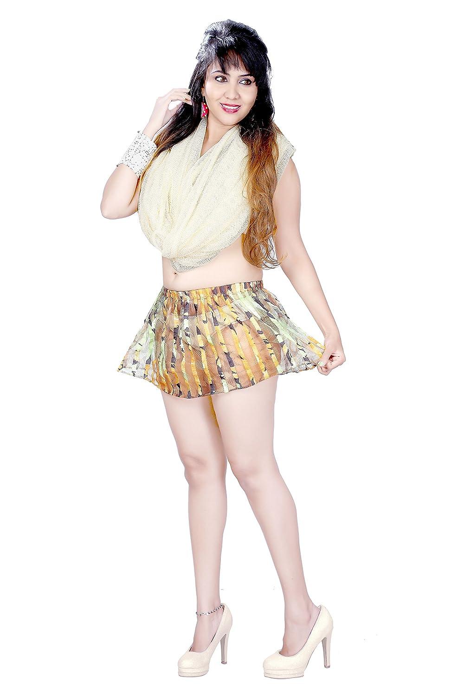 Sexy Women's See Thru Skirt Short Party Ladies RARA 11 inch Micro Mini Skirt  (UK (Small 6-8)): Amazon.co.uk: Clothing