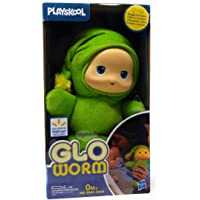 Playskool Lullaby Gloworm Toy Green