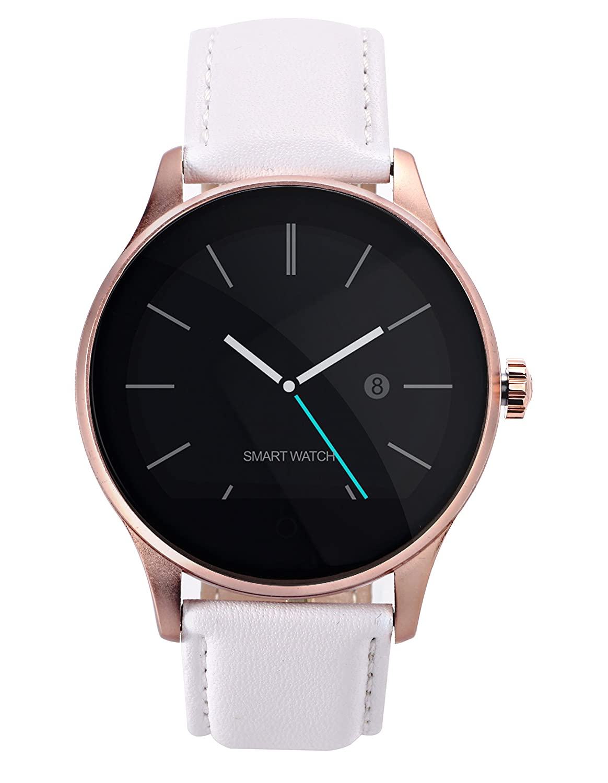 GR RG Bluetooth de cuero elegante reloj para los amantes de ...